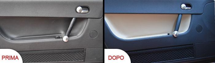 in caso di danneggiamento a causa di incidenti o vandalismo o semplicemente per il puro e semplice piacere di cambiamento all'interno della vostra auto.