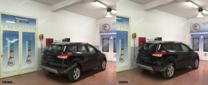 PELLICOLE PER AUTO AGRIGENTO FORD KUGA