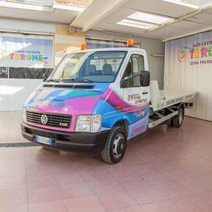 Soccorso stradale con carroattrezzi ad Agrigento