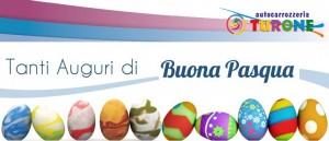 La Carrozzeria Turone Vi augura una Serena Pasqua!