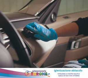 Perché l'igienizzazione interni auto Agrigento è così importante?