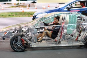 auto in vetro
