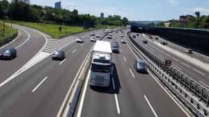 Rottura del parabrezza in autostrada?