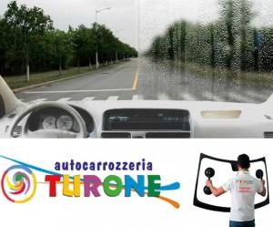 Trattamento antipioggia: come evitare rischi durante la guida!