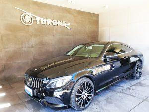 pellicole oscuranti Mercedes C 250