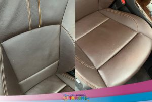 SEDILE IN PELLE BMW X3